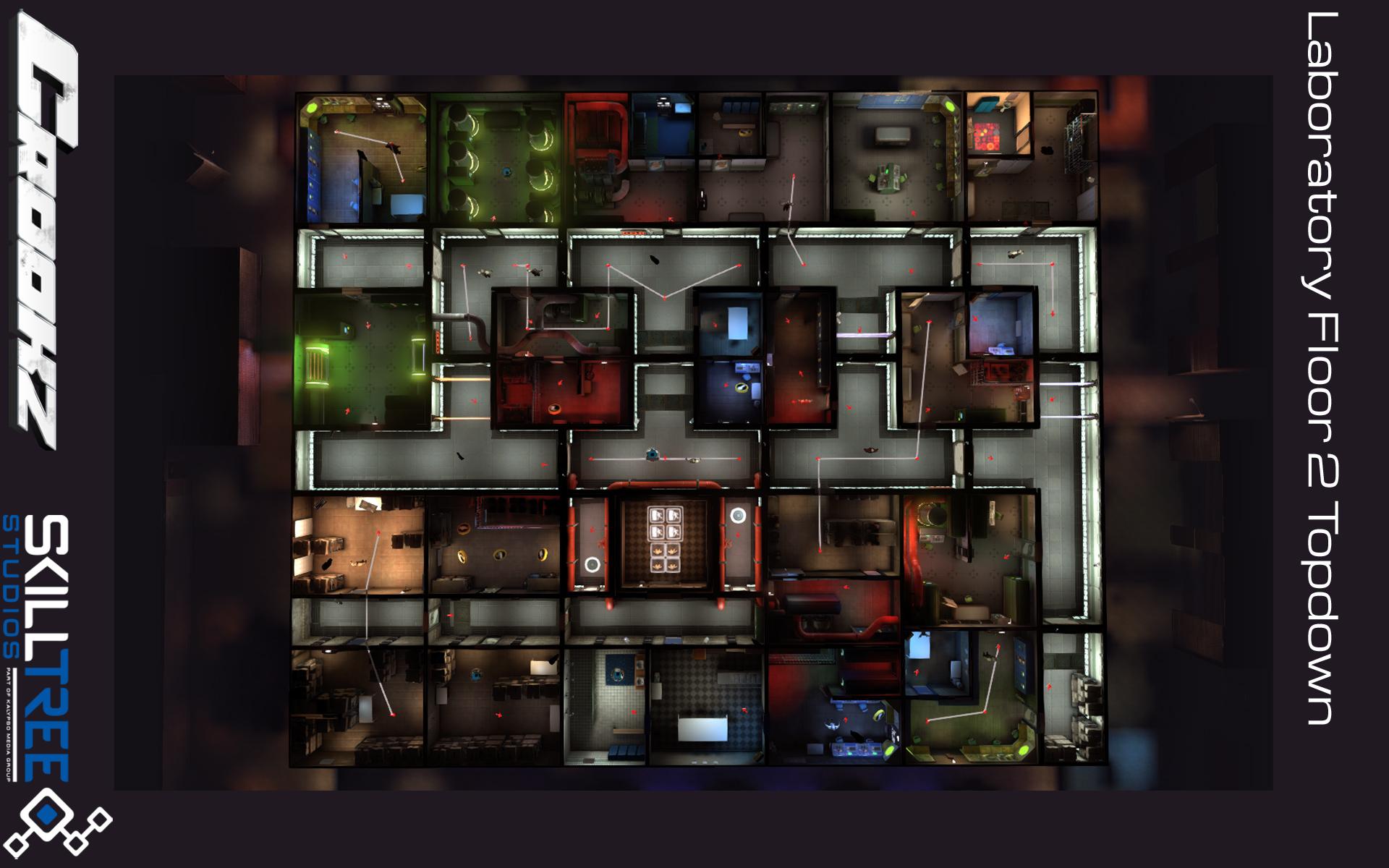 Crookz_Maps_Laboratory_2_topdown